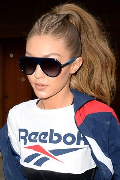 How to get Gigi Hadid's perfectly braided ponytail at home: