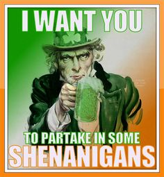 I want you to partake in some SHENANIGANS  @Julie ~