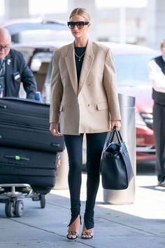 Rosie Huntington Whiteley, Rose Huntington, Look Street Style, Street Chic, Celebrity Fashion Looks, Celebrity Style, Casual Chic, Sandro, Winter Stil