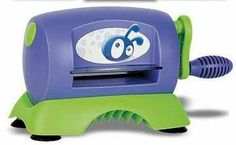cricut machine for kids! This would be awesome in the classroom for kids to be able to create fun designs & shapes on their own! Sewing Crafts, Diy Crafts, Provo Craft, Die Cut Machines, Craft Cutter, Embossed Paper, Fun At Work, Sewing Stores, Die Cutting