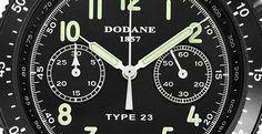 Dodane 1857 Type 23 PVD – for Flying Connoisseurs