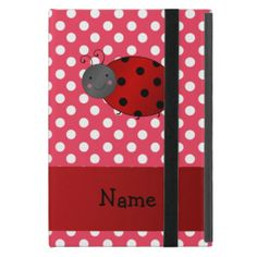 ==>>Big Save on          Personalized name ladybug red polka dots iPad mini case           Personalized name ladybug red polka dots iPad mini case online after you search a lot for where to buyReview          Personalized name ladybug red polka dots iPad mini case Online Secure Check out Qu...Cleck See More >>> http://www.zazzle.com/personalized_name_ladybug_red_polka_dots_ipad_case-256603758321260655?rf=238627982471231924&zbar=1&tc=terrest