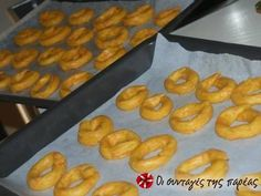Εξαιρετική συνταγή για Κουλουράκια καρότου 2. Απλά, πανεύκολα, νηστίσιμα και πεντανόστιμα. Recipe by lianaki