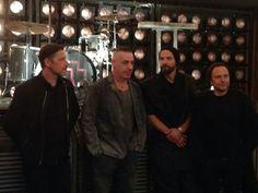 Premiere for Rammstein in Amerika