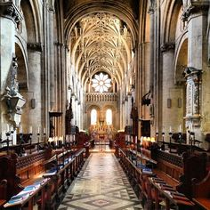 Christ Church Cathedral in Oxford, Oxfordshire
