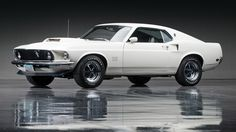 Photos: 1969 Ford Mustang Boss 429