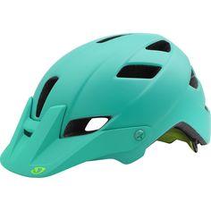 Giro Feather Helmet - Women's Matte Turquoise/Mountain Division