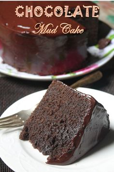 This is a recipe which i wanted to bake so badly..This recipe is exactly made from bake like a profamous chocolate mud cake video. I have watched that video lots and lots of time and managed to make this cake perfectly just like how he showed it..It was rich, dark and very fudgy and so...Read More