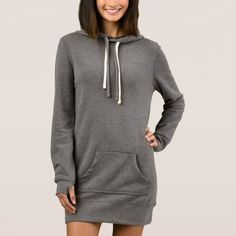 Plain Solid Nickel Gray Grey Color Dress - plain gifts style diy cyo