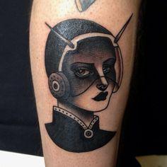 Danielle Rose #tattoo #ink