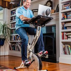 Productivity Exercise Bike by FitDesk - $306