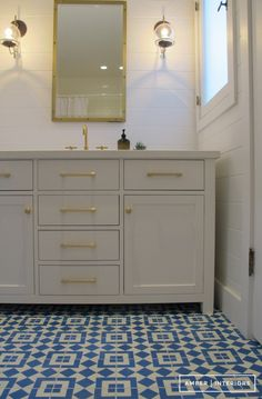 : Before and After : Guest Bathroom Remodel