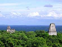 Tikal. No photo could ever do that view justice.