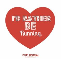#Running #FitFluential