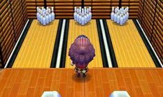 Animal Crossing QR Code blog Bowling Alley Pic.<---