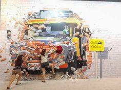 ที่เที่ยวแห่งใหม่ของหัวหิน พิพิธภัณฑ์ภาพ 4 มิติฝีมือคนไทย ใกล้กับ ร.พ.หัวหิน For Art's Sake, Hua Hin - Google+