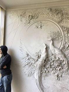 Russian Artist Uses