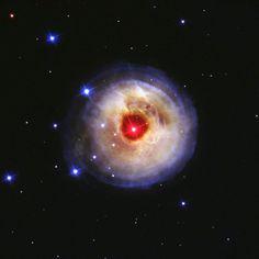 Light Echo From Star V838 Monocerotis - http://hubblesite.org/gallery/album/entire/pr2003010b/large_web/
