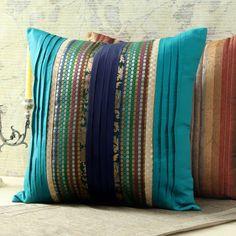 Creative Ways To Make Cushion Covers