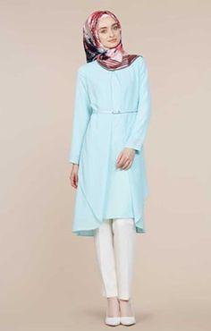 Desain Busana Muslim Feminim