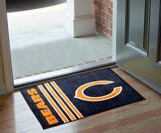 NFL Chicago Bears Uniform Inspired Starter Area Rug