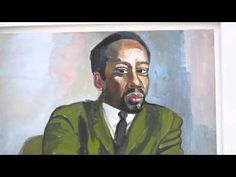 """Alice Neel """"Late Portraits & Still Lifes"""" at DAVID ZWIRNER - YouTube"""