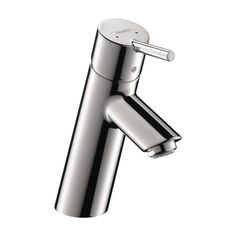 Hansgrohe 32041001 Chrome Talis S Single Hole Bathroom Faucet with QuickClean and ComfortZone Technologies