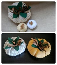 Pumpkin - Fall and Halloween decor - https://www.facebook.com/traquitanasdamize/