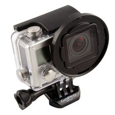 Open a new world of photographic possibilities when you attach 55mm filters to your GoPro HERO camera.