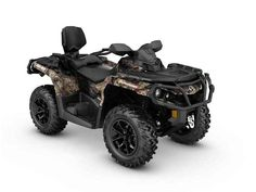 New 2017 Can-Am Outlander™ MAX XT™ 850 ATVs For Sale in Colorado. WELL-PREPARED WITH FACTORY-INSTALLED FEATURES Expand your off-road capabilities with added features – and added value. Get equipped with Tri-Mode Dynamic Power Steering (DPS), a 3,000 pound (1,361 kg) winch, and heavy-duty front and rear bumpers.