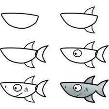 #çizim#kolayçizimler#basitçizimler#resim#görselsanatlar#okulöncesi#ilkokul#okulöncesietkinlik#draw#drawing#penguen#pingui#draw#drawing#köpekbalığı