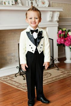 7f63512dcad63 9 Best Toddler boy wedding outfit images in 2013   Ring Bearer ...