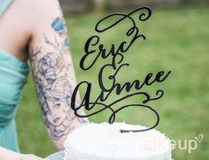Custom Designed Cake Topper  Custom Whimsical Cake by cakeup, $100.00