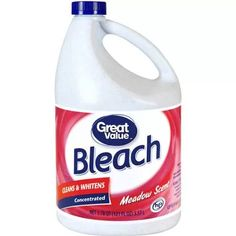 Great Value Meadow Bleach, 121 fl oz