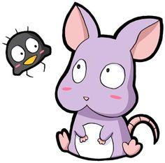 GHIBLI Studio Ghibli Characters, Studio Ghibli Movies, Totoro, Spirited Away Movie, Anime Disney, Cartoon Tutorial, Ghibli Tattoo, Forest Creatures, Cool Animations