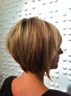 Short Bob Hair Styles 2013 - Beauty Darling Love that its longer in front