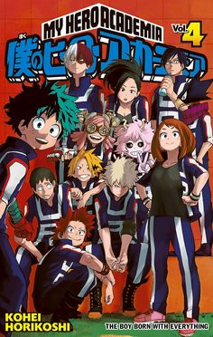 Boku no Hero Academia Chapter 035.005