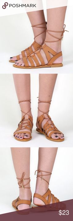 👠Host Pick x 2👠 NEW Altar'd State tan sandals NEW in box Altar'd State sandals, size 7.5. Host pick on 7/2 and 7/3 Altar'd State Shoes Sandals