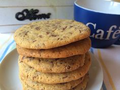 Chocolate Chip Cookies | Danielas foodblog