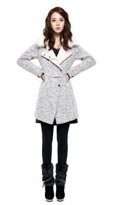Song Ji Hyo ☆ #Kdrama #RunningMan for YESSE's Winter 2013 Campaign