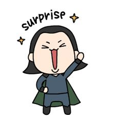 HAHAHAHAHAHAHA!!! Lokiiiiiiiii! :D :D