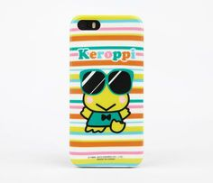 Keroppi iPhone 5 Soft Case: Shades