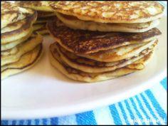 Pancakes jaglane