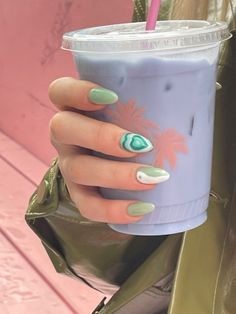 Aesthetic Hair, Aesthetic Themes, Pinterest Girls, Cafe Food, Nail Inspo, Lilac, Healthy Lifestyle, Gemstone Rings, Polish