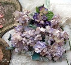 Inspiration-  Frenchgardenhouse: Vintage Flowers