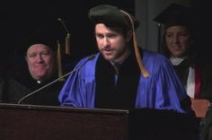 Charlie Day Should Just Give All Commencement Speeches