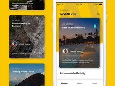 Adventure App