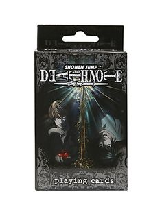 Death Note Playing Cards, , hi-res