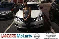 Congratulations Jazmin on your #Nissan #Altima from Terence Muhammad at Landers McLarty Nissan !  https://deliverymaxx.com/DealerReviews.aspx?DealerCode=RKUY  #LandersMcLartyNissan