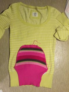 Neuleesta kauluriksi Sewing For Kids, New Life, Refashion, Dress Up, Sweaters, Mens Tops, Craft Ideas, Women, Costume